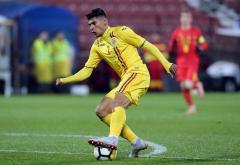 România U21 începe pregătirile pentru Euro