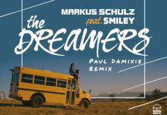"""Markus Schulz, Smiley și Paul Damixie au lansat varianta de festival a piesei """"The Dreamers"""""""