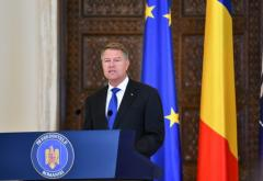 Iohannis a anunţat temele pentru referendum