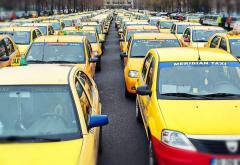Restricţii pentru mitingul taximetriştilor.