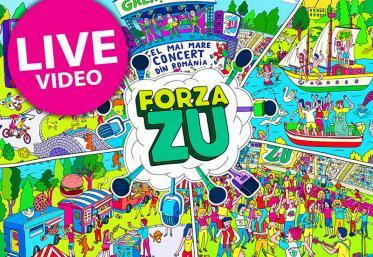 Vezi Forza ZU live AICI și ACUM
