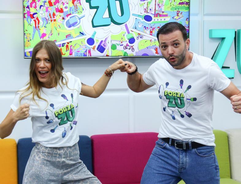 Ia-ți tricoul Forza ZU 2019!
