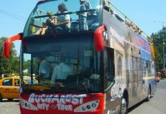 Autobuzele etajate pentru turiști reintră în circulație