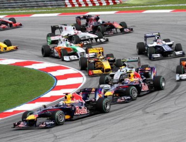 Revine cursa de Formula 1 din Olanda
