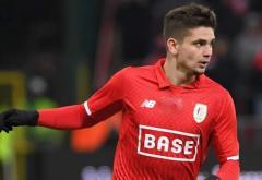 Ajax nu-l lasă pe Răzvan Marin la Euro U21
