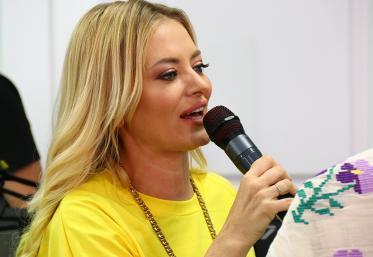 """LIVE în Morning ZU. Delia cântă în premieră """"Vreau la țară"""""""