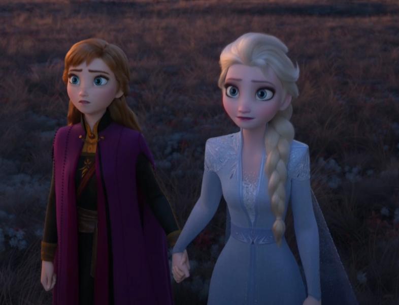 Frozen se întoarce