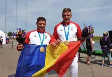 Romani de aur la Minsk