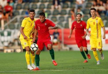 România U 21 debutează astăzi la Euro