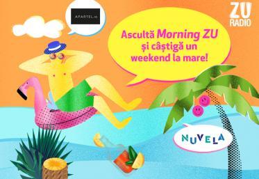 Câștigă un weekend la mare cu Radio ZU!