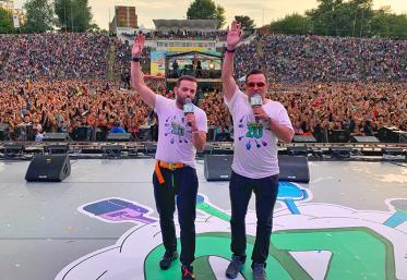 Forza ZU 2019 în Galați. Vezi concertul integral!