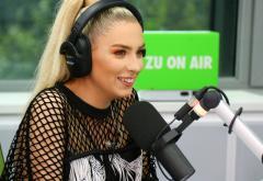 """JO cântă """"Răpitor"""" și """"Señorita"""" live în Morning ZU"""