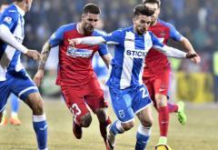 FCSB şi CS U Craiova joacă mâine în preliminariile Ligii Europa