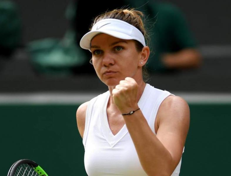 Prima finală pentru Simona Halep la Wimbledon