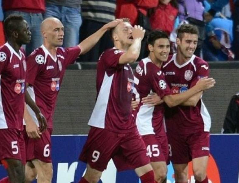 CFR Cluj joacă în play-off ul Ligii Campionilor, FCSB şi CS U Craiova trag tare în Liga Europa.