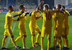 Naţionala de fotbal a României reia partidele din preliminariile pentru Euro 2020.