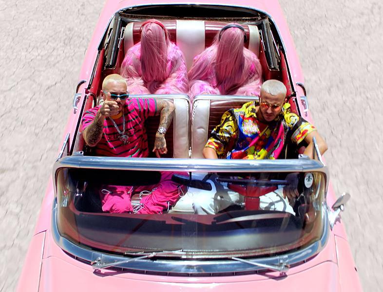 """""""Loco Contigo"""" este noul no. 1 în topul hiturilor ZU"""