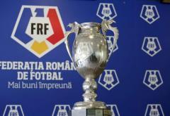 S-au stabilit meciurile din optimile Cupei României