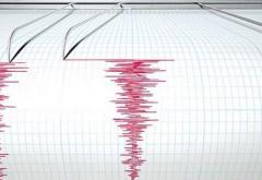 Cutremur, în județul Buzău