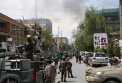 Un militar român a murit în Kabul, în urma atacului de azi.