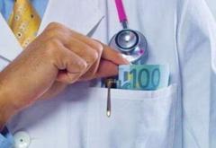 Clasamentul mitei cerută în spitale, pacienţilor
