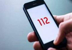 Amenzi mai mari pentru apeluri false la 112