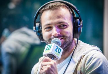 Mihai Morar, surprins în Morning ZU – Cadou surpriză din partea colegilor