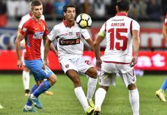 Derbiul FCSB – Dinamo, sâmbătă, în etapa a 12-a a Ligii I.