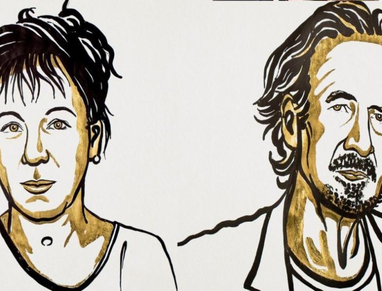 Nobel pentru literatura pentru doi scriitori