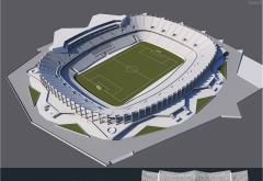 Stadioane mai scumpe în București.