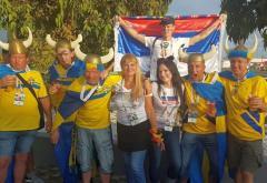 Suedezii se tem să nu fie bătuți la București