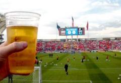 FRF vrea să permită consumul de bere pe stadion