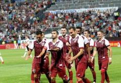 CFR Cluj și-a aflat programul în grupele Conference League
