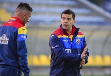 Cosmin Contra se pregătește să-i lase locul lui Rădoi la națională