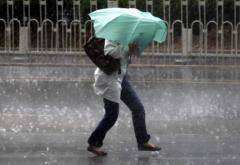 Informare meteo de ploi și ninsori, până sâmbătă