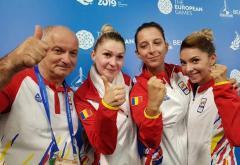 România – în sferturile Cupei Mondiale de tenis de masă feminin