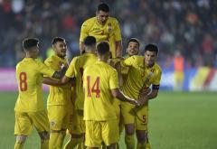 Tricolorii mici au astăzi meci in campania pentru Euro 2021.