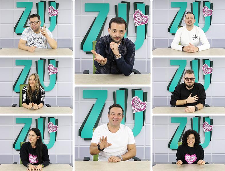 DJ-ii ZU vorbesc pe bune despre Orașul Faptelor Bune