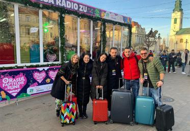 #OFB2019: Cei 8 DJ-i au intrat în Casa Radio ZU. Start maratonului de împlinit visuri!