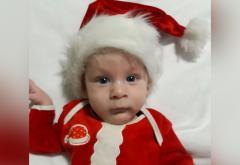 Viața lui Noel depinde de cel mai scump tratament din lume!