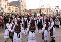 Dansuri populare românești în #OrasulFaptelorBune 2019