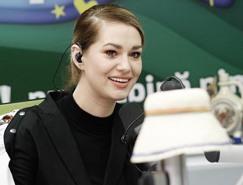 """Marea Unire ZU 2019: Feli a cântat """"Rabdă inimă"""" de la Subcarpați"""