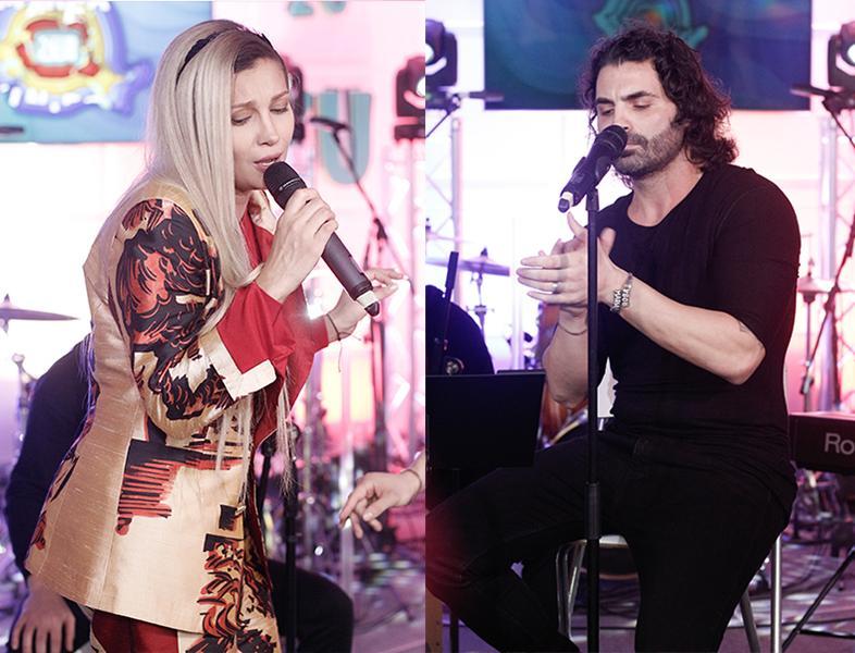 Lora și Pepe și-au unit vocile la Marea Unire ZU 2019