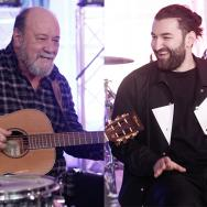 """Marea Unire ZU 2019: Smiley și Nicu Alifantis s-au unit în numele hitului """"Piața Romană Nr.9"""""""