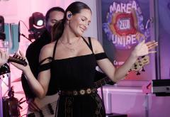 Marea Unire ZU 2019: Raluka și Proiectul Balkanic au cântat un colaj cu melodii de petrecere
