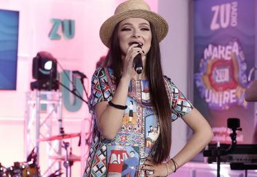 Vlăduța Lupău a cântat, în premieră, la Marea Unire ZU