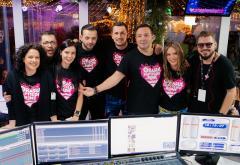 #OFB2019: 7 zile. 8 DJ-i. Povestea maratonului de fapte bune