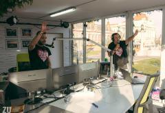 #OFB2019: Ultima noapte în Casa Radio ZU. Maratonul de fapte bune continuă