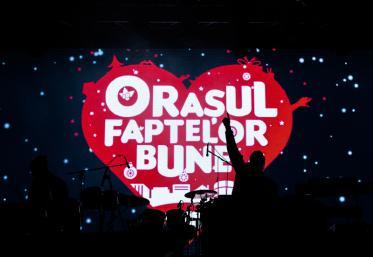 Ultimul concert din #OrașulFaptelorBune2019! MultZUmim, Oradea!