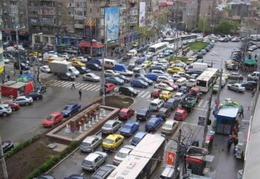 Bucureştiul rămâne cel mai aglomerat oraş din Europa